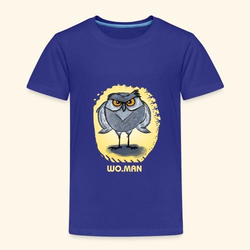 hibou wo.man design - T-shirt Premium Enfant