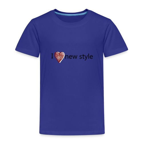 new style - Kinder Premium T-Shirt