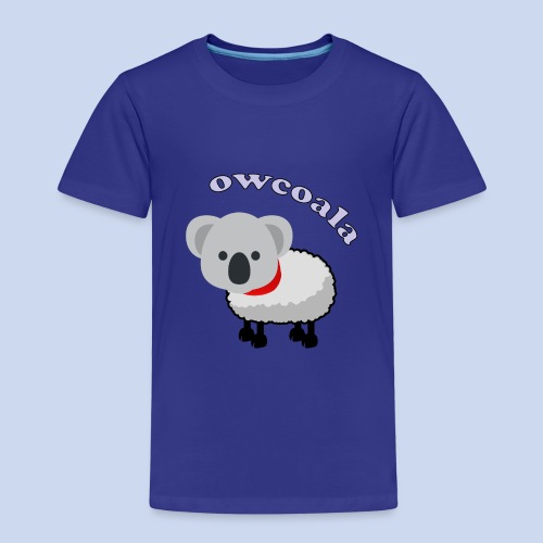 Owcoala - Koszulka dziecięca Premium