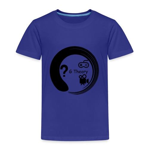 New G Theory Logo - Kids' Premium T-Shirt