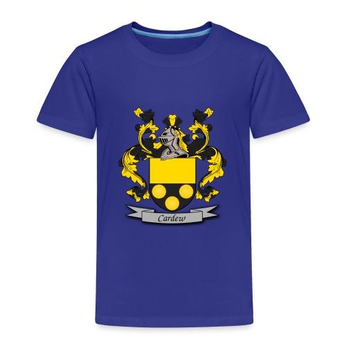 Cardew Family Crest - Kids' Premium T-Shirt