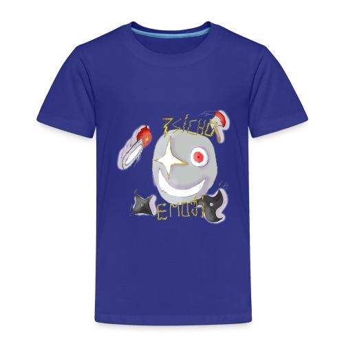 psychoEmojiOG - Camiseta premium niño