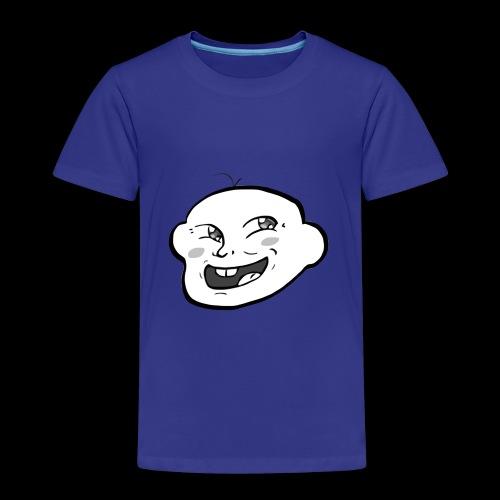 Baby Trollface - Kinderen Premium T-shirt