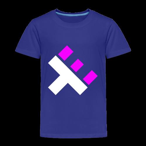 xEnO Logo - xEnO Eclipse - Kids' Premium T-Shirt