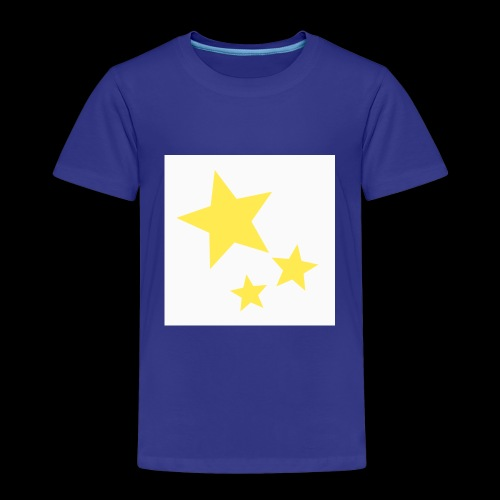 Dazzle Zazzle Stars - Kids' Premium T-Shirt