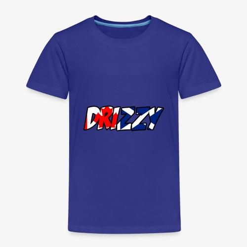 Scotland And Canada Drizzy Logo - Kids' Premium T-Shirt
