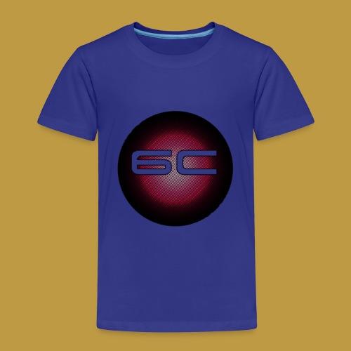 6c Logo Pink-Red - Kinder Premium T-Shirt