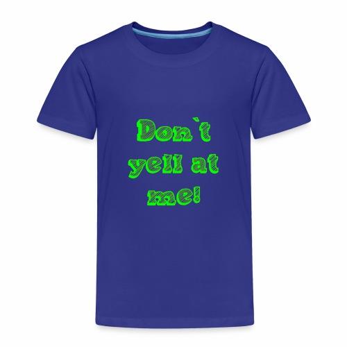 dontyell - Kinder Premium T-Shirt