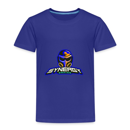 Synergy gaming team logo - Kids' Premium T-Shirt