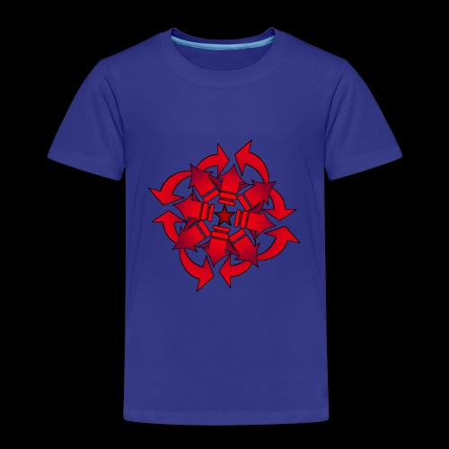 Chaos sphere - Kids' Premium T-Shirt