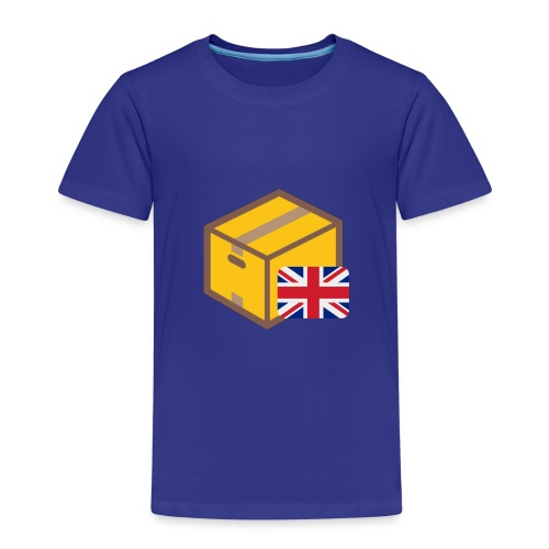 English Box Collection - T-shirt Premium Enfant