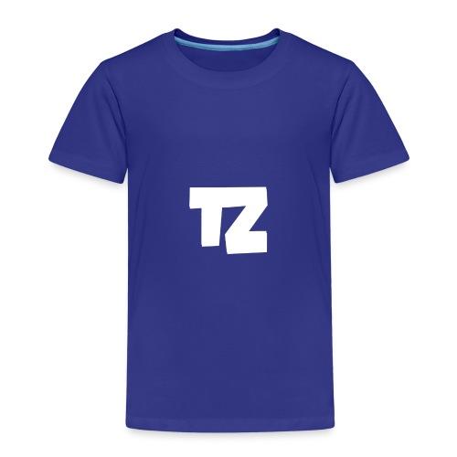 Trizex Logo Groot - Kinderen Premium T-shirt