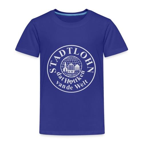 T Shirt - Stadtlohn dat Hattken van de Welt - Kinder Premium T-Shirt
