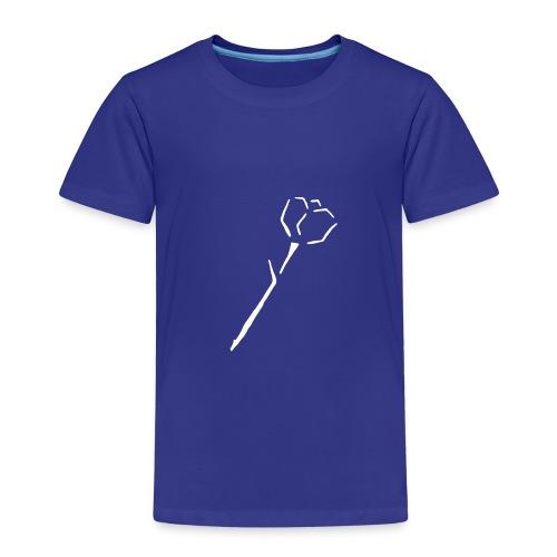 peace rose - Kinder Premium T-Shirt