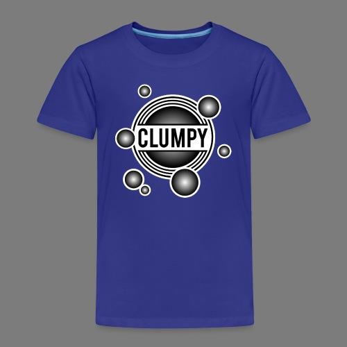 Clumpy halos - Kids' Premium T-Shirt