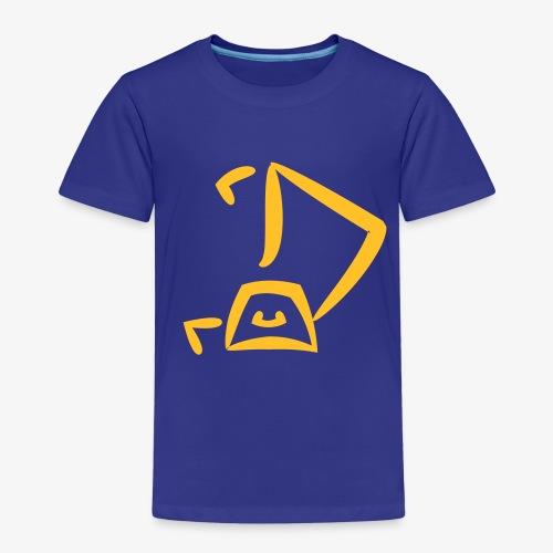 Strandkorb Logo - Kinder Premium T-Shirt