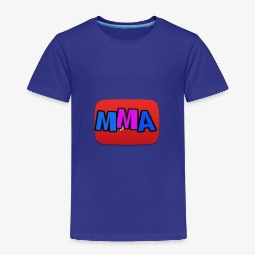 MMA Logo - Premium T-skjorte for barn