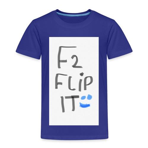 F2 FLIP IT - Kids' Premium T-Shirt