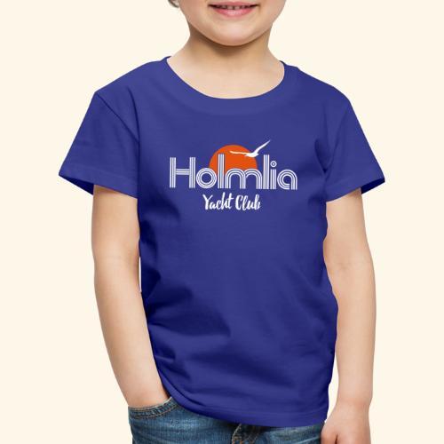 Sommerkveld. Alltid. - Premium T-skjorte for barn