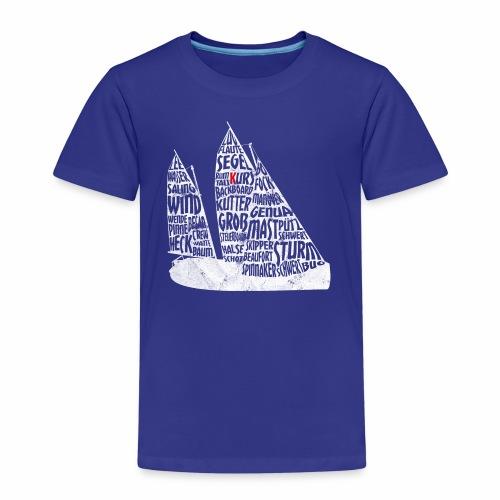 Wordart Kutter ZK10 Vintage - Kinder Premium T-Shirt
