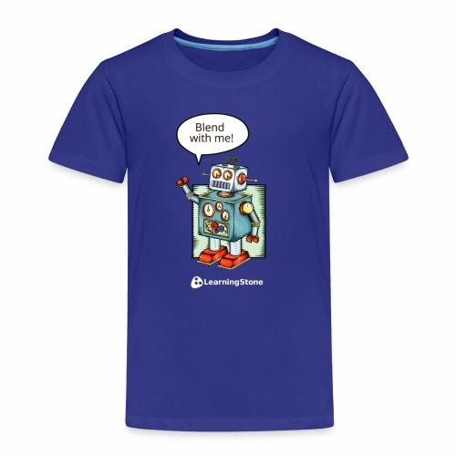 Blend with me - Kids' Premium T-Shirt