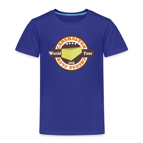 cheeseclub2018 - Kids' Premium T-Shirt