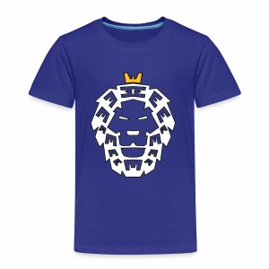 King Lion - Kinder Premium T-Shirt