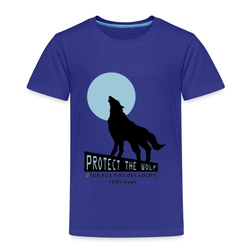 loupteeshhirt3 - T-shirt Premium Enfant