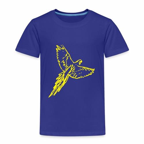 Yellow Bird - Kinder Premium T-Shirt