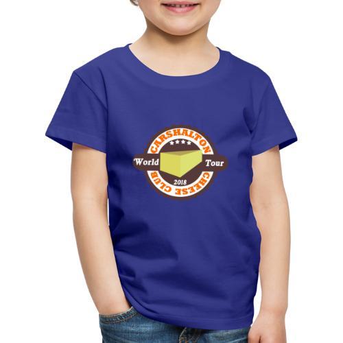 cheese club 2018 - Kids' Premium T-Shirt