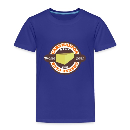 cheese club 2018 - Kids' Premium T-Shirt