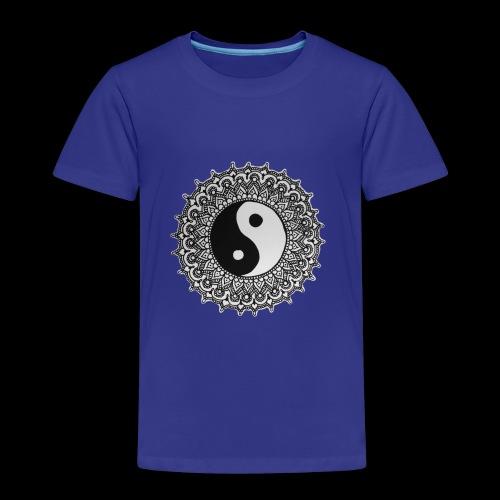 Yin und Yang - Kinder Premium T-Shirt