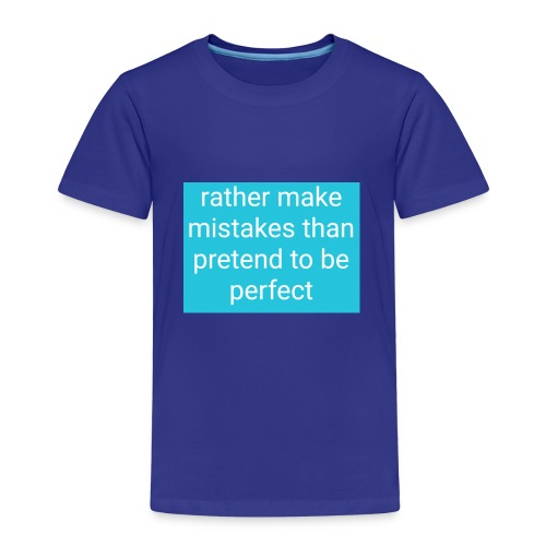 Dustin spruce - Kinder Premium T-Shirt