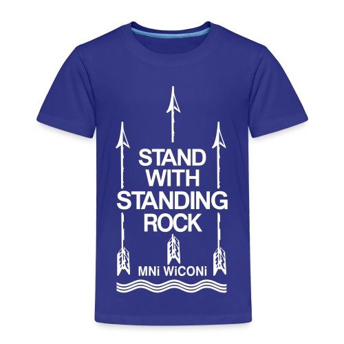 Stand - Børne premium T-shirt