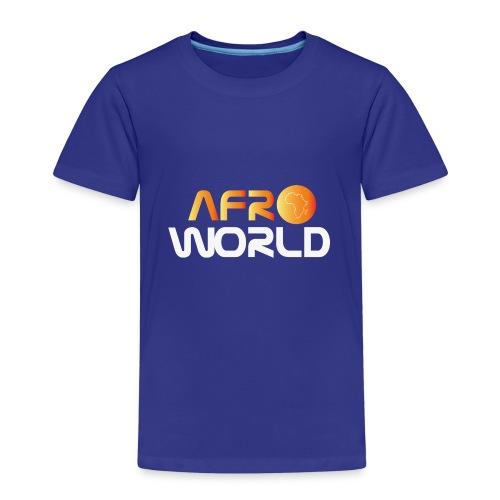 afro world - T-shirt Premium Enfant