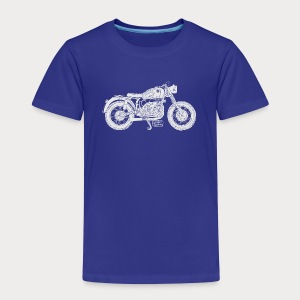 Moto 2 • Under my skin • - T-shirt Premium Enfant