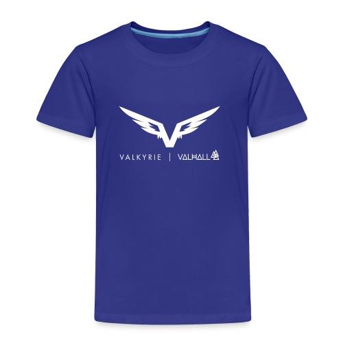valkyriewhite - Kids' Premium T-Shirt