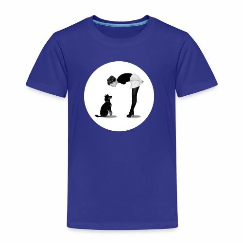 Chica - Kids' Premium T-Shirt