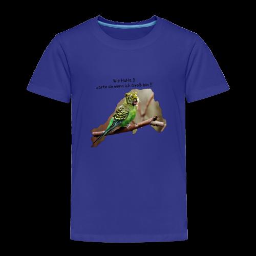 Tiger - Kinder Premium T-Shirt