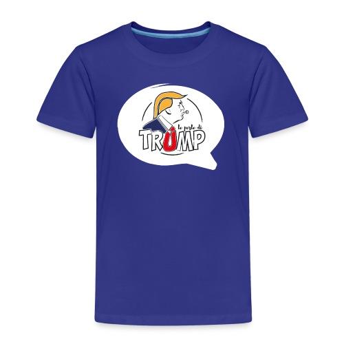 Le perle di Trump Fumetto - Maglietta Premium per bambini