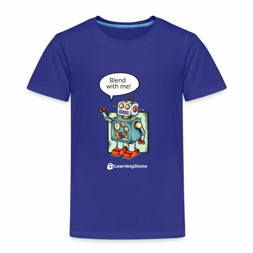 Blend with me - Kids' Premium T-Shirt