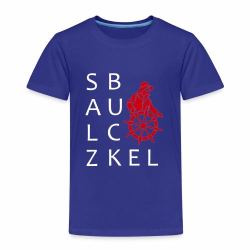 SalzBuckel - vom Wind geprägt - Kinder Premium T-Shirt