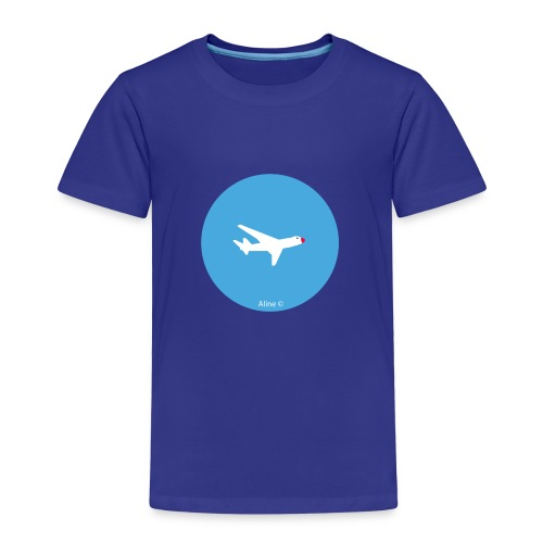 est-ce un oiseau? - T-shirt Premium Enfant