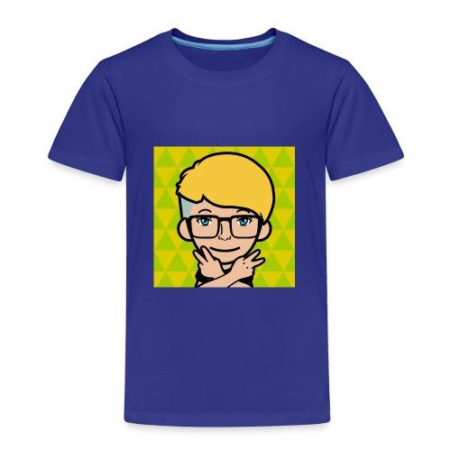 Me as a cartoon - Kids' Premium T-Shirt