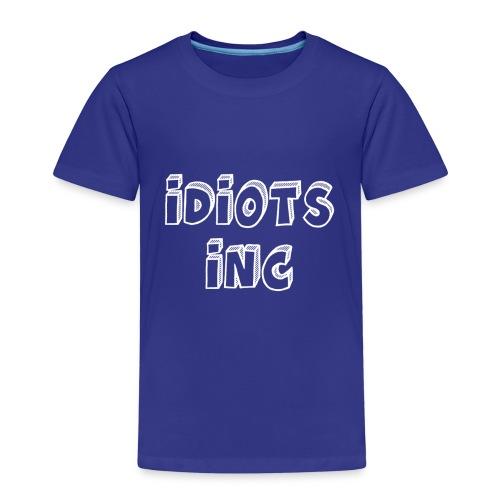 IdiotsInc Shirt - Kids' Premium T-Shirt