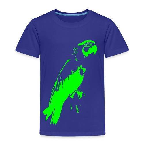Papagei - Kinder Premium T-Shirt