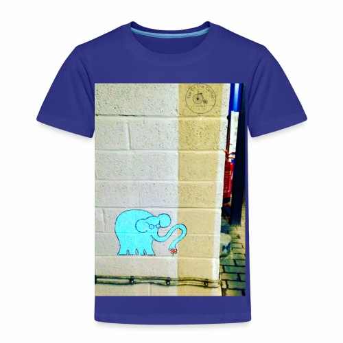 elie smellie - Kids' Premium T-Shirt