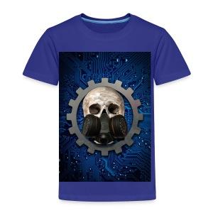 EBM - ELECTRONIC BODY MUSIC - ELECTRO HEAD - Kids' Premium T-Shirt