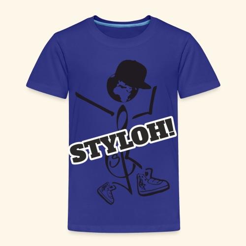 STYLOH! - Camiseta premium niño
