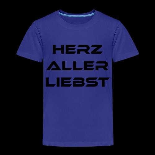 Herzallerliebst - Kinder Premium T-Shirt